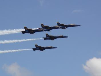 Blue Angels 2007